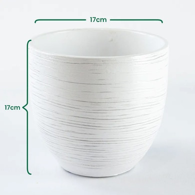 Cache pot Kenia - M/15cm