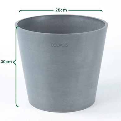 Vaso Amsterdam - ECO XL/28cm