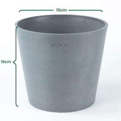 Cache-pot Amsterdam - M/15cm