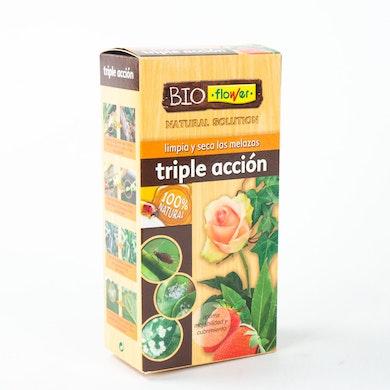 Triple Acción - Insecticida, fungicida, acaricida