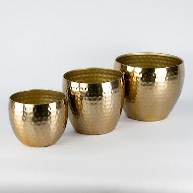 Trio Cache-pots Athènes