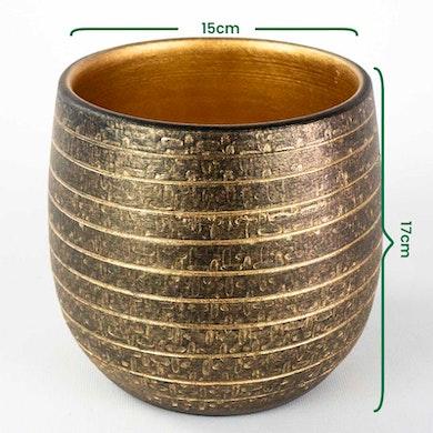 Vaso Dubai - M/15 cm
