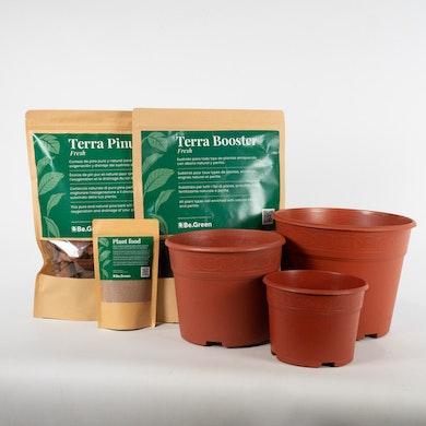 Kit d'entretien : Plantes plus saines