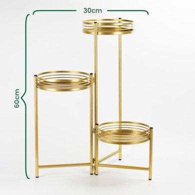 Tavolino Piegabile El Dorado