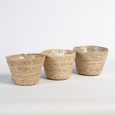 Trio Cesta Nauru - S/12cm