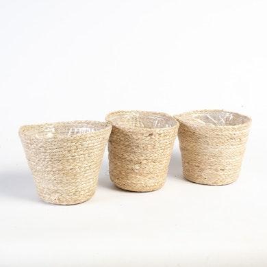 Trio Paniers Nauru - M/18cm