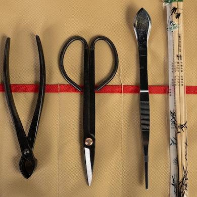 Étui à outils pour Bonsaï