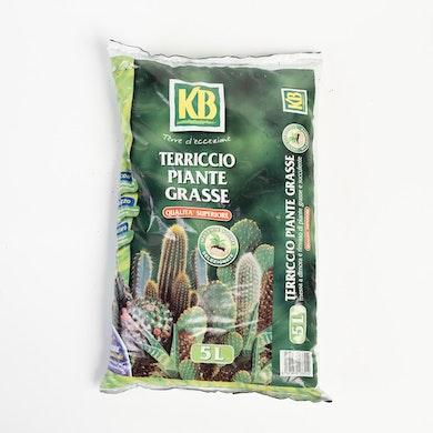 Substrato KB Piante Grasse