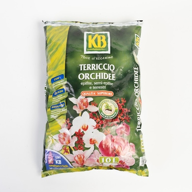 Substrato KB per Orchidee