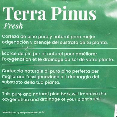 Sustrato Terra Pinus