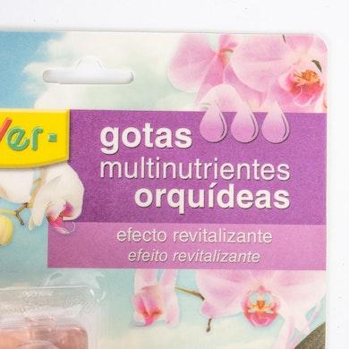 Engrais liquide pour Orchidées